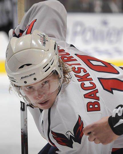 Nicklas Backstrom, Washington Capitals