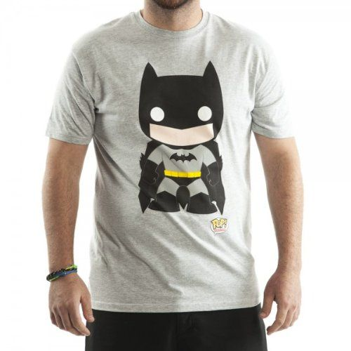 141e128f 30 awesome t-shirts to transform you into the Dark Knight - Fancy T-shirts.  Mens DC Comics Batman Funko T-shirt - http://forthatgeek.com