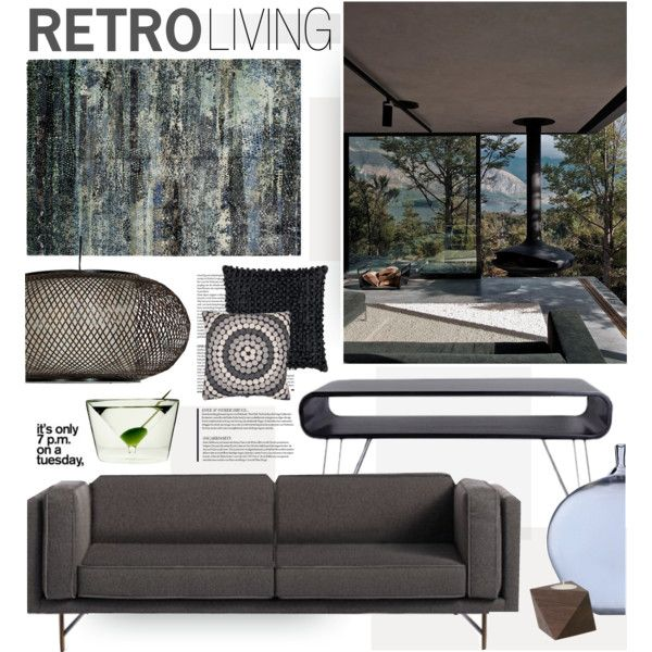 """""""Retro Influences"""" by bellamarie on Polyvore"""