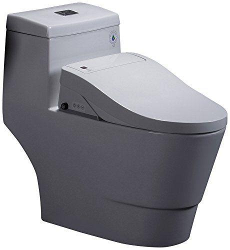 Strange Woodbridge T 0008 Bidet Toilet Elongated One Piece Toilet Caraccident5 Cool Chair Designs And Ideas Caraccident5Info