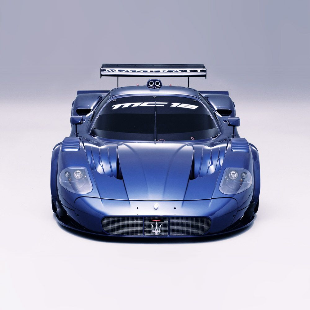 Maserati Designed And Built The Car