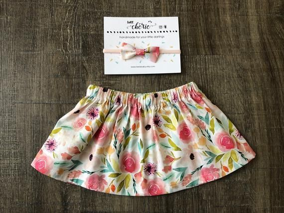 Pink Floral Baby Gift Set (size 6-12mo), Bandana Bib, Headband, Paci Clip, and Matching Doll, Baby S - #612mo #Baby #bandana #bib #Clip #Doll #Floral #gift #Headband #matching #paci #pink #Set #Size