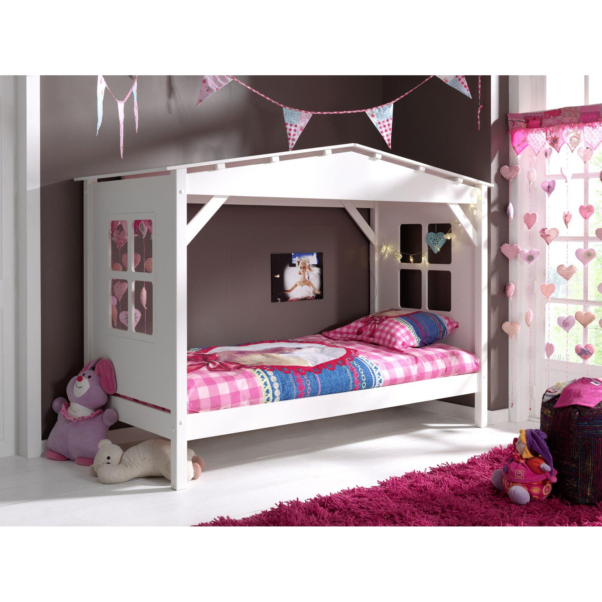 Spielbett Edwards, 90 x 200 cm Betten für kinder, Bett