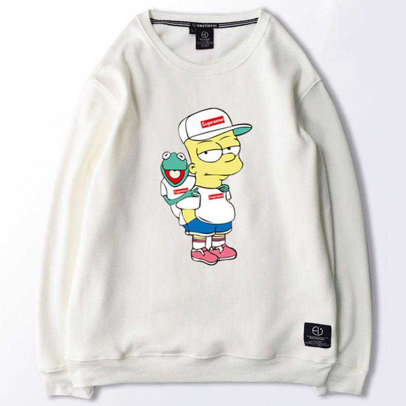 Hot Sale Hoodies Men Sweatshirt Fleece Warm Long Sleeve Sweatshirt Casual  Fit Supreme Hoodie 2016 Brand