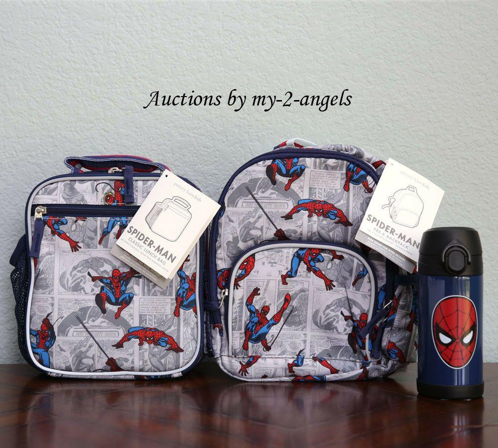 Ebay Sponsored Pottery Barn Kids Allover Spiderman Pre K
