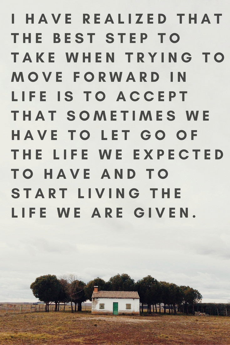 How to Move Forward, Remember the Past and Embrace the