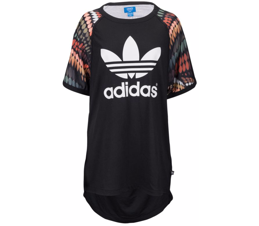 Adidas originali rita o tagliato le Πράγματα που t - shirt.