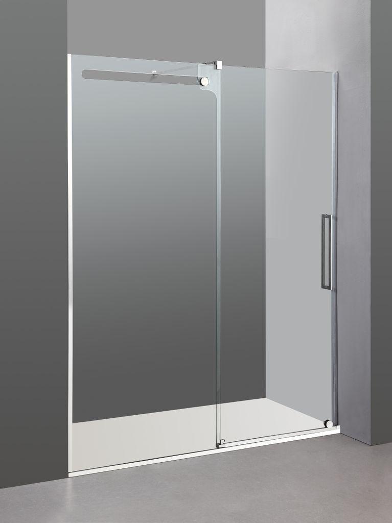 Comprar vetrum inox mampara frontal ducha en mamparas en - Mamparas de bano online ...