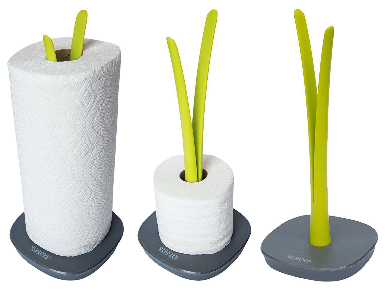 Sprout Decorative Paper Towel Holder Toilet Paper Holder Paper