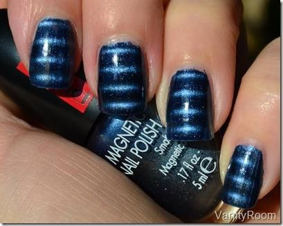 Magnetic Nail Art Kit By Pupa Tried This At Sephora And Its Crazy