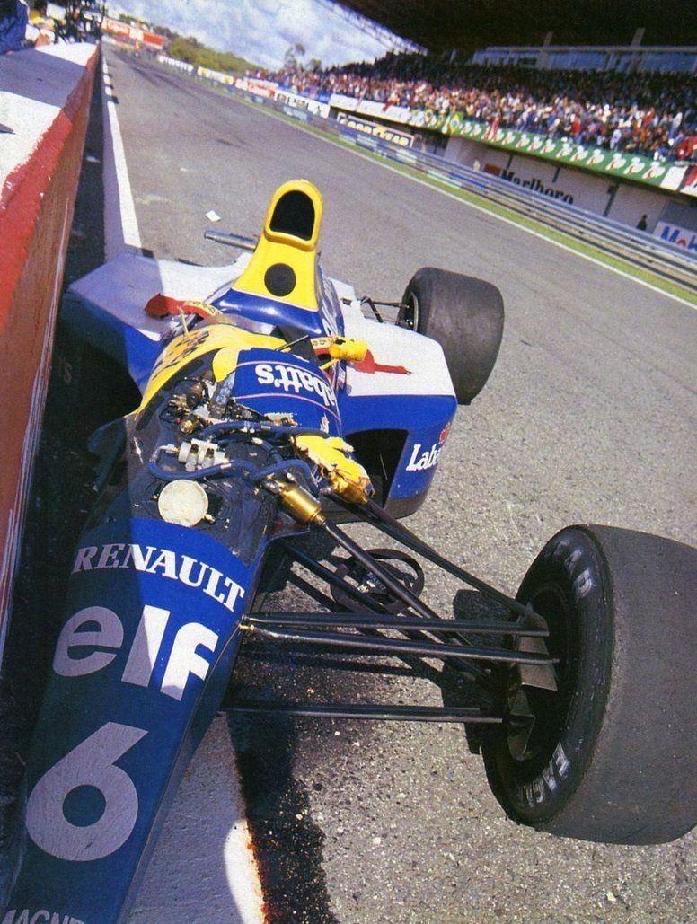 1992 portuguese grand prix aut dromo do estoril formula for Motores y vehiculos phoenix