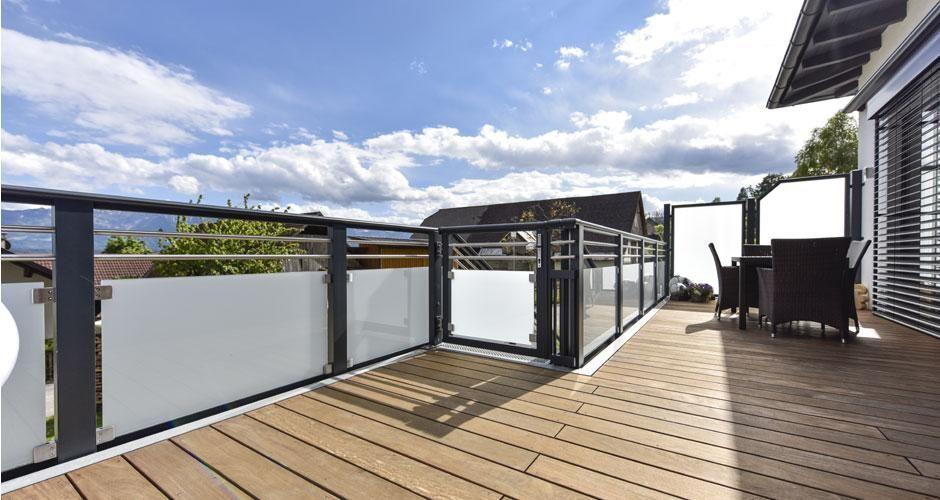 ALU Design | Casa Linea - LEEB Balkone und Zäune #balkon geländer design