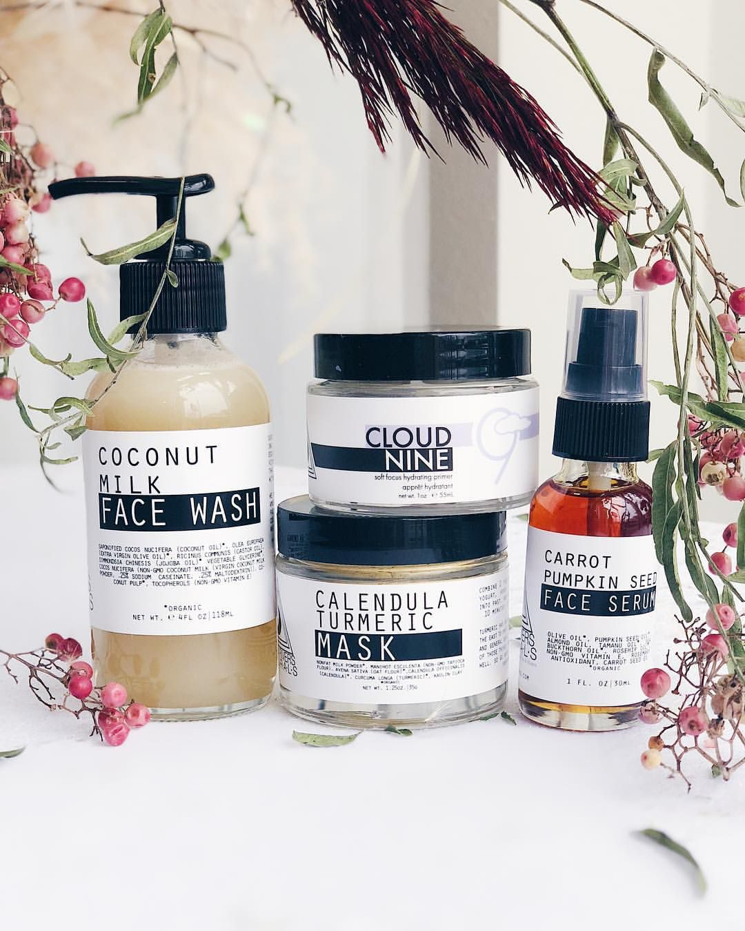 Natural Skin Care Products Moon Rivers Naturals Organic Face Products Organic Skin Care Milk Face Wash