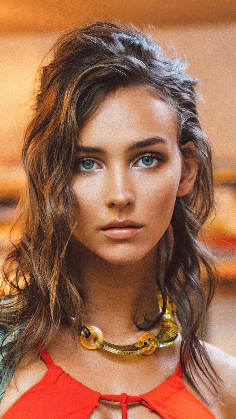 750x1334 Rachel Cook, 2019, beautiful model wallpaper