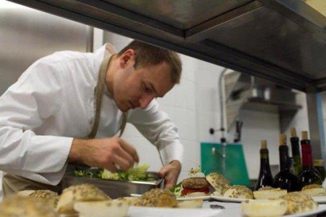 Chef Marin Medak Of Rougemarin Talks Burgers And Zagreb Likecroatia Gastro Marines Zagreb