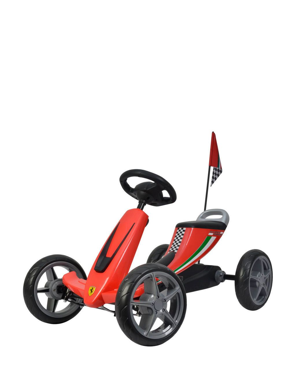 Scuderia Ferrari Pedal Go Kart Out Of Stock