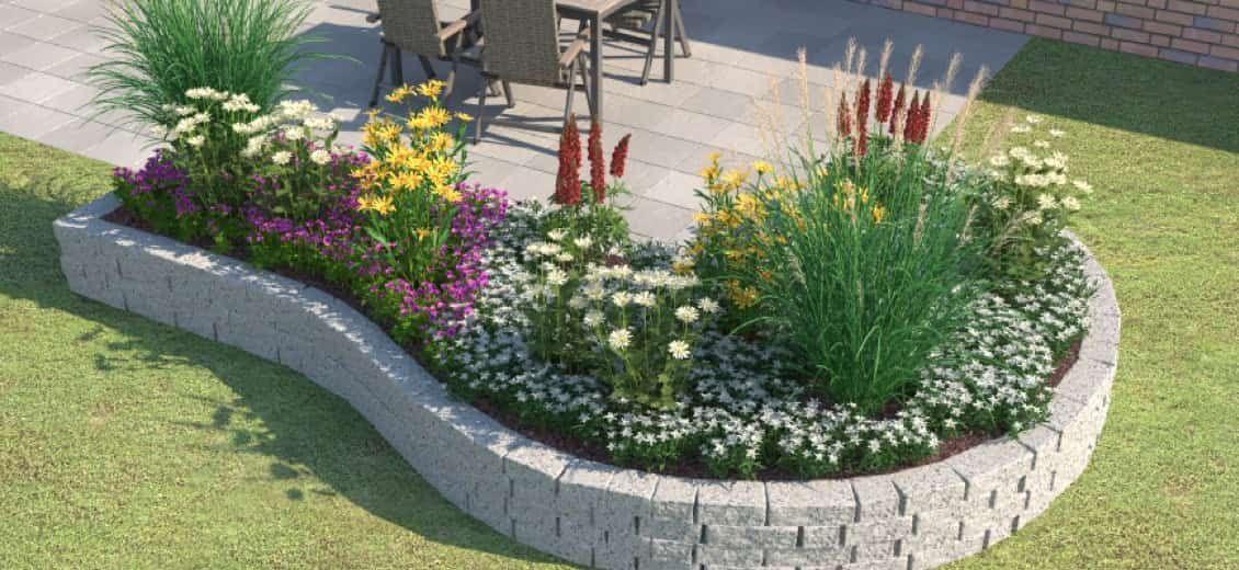 Beet Ganz Einfach Anlegen Gestalten Obi Gartenplaner Garten Vorgarten Ideen Gartengestaltung