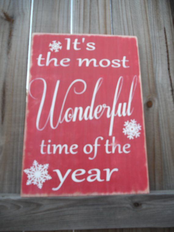 It's the most Wonderful time of the year by SweetDayDesigns