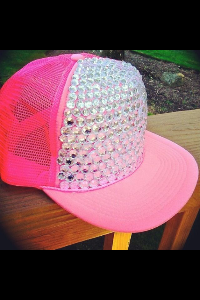 90f66bd666b Takes lots of Patients....Bedazzled trucker hat  3