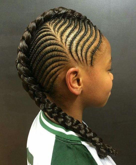 Incroyable 10 coiffures tressées pour les filles 20162017