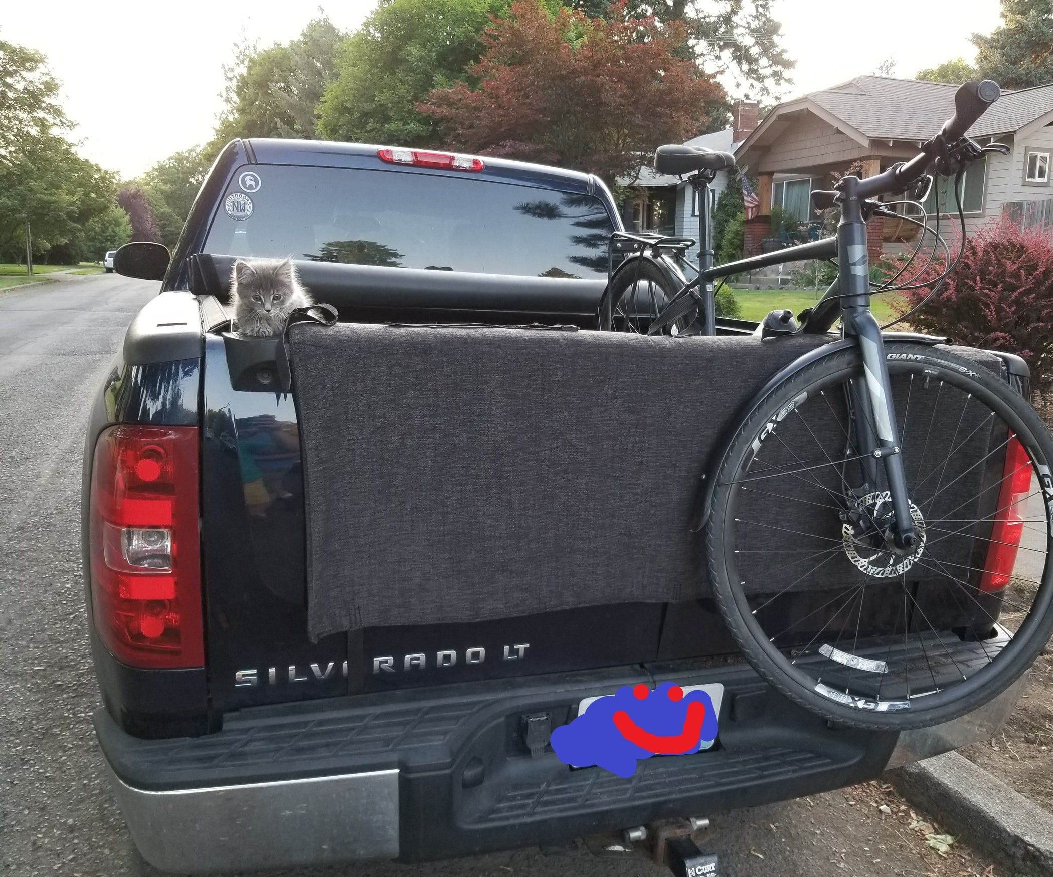 Truck Tailgate Bike Rack Truck Tailgate Bike Rack Bike