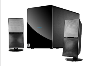 Microlab Fc70bt 2 1 Multimedia Black Speaker For Sale Speakers For Sale Wireless Music Multimedia