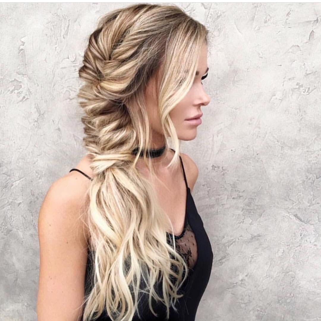 Cute braid hair styles pinterest hair style makeup and hair