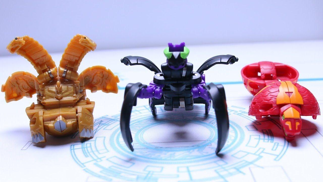 Darkus Ultra Mantonoid Triple Set Unboxing Bakugan Battle Planet
