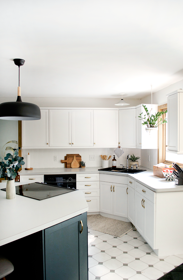 Shop Our Home   brepurposed   Laminate kitchen cabinets ...