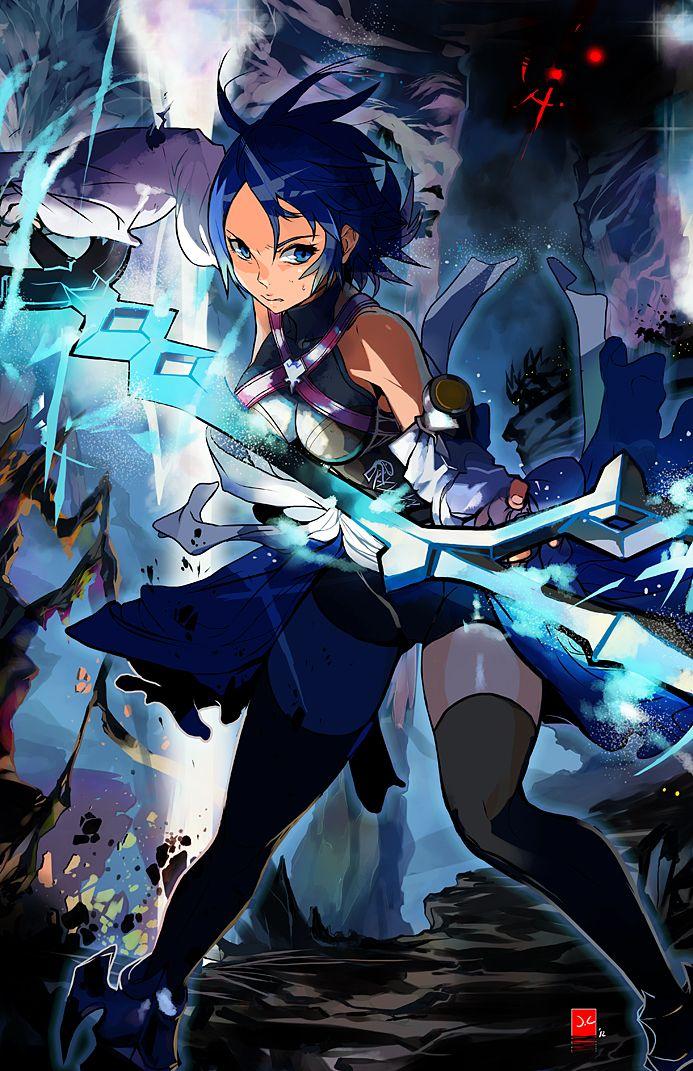 Master Aqua Descent Into Darkness By Overlordjc On Deviantart Kingdom Hearts Fanart Kingdom Hearts Characters Kingdom Hearts