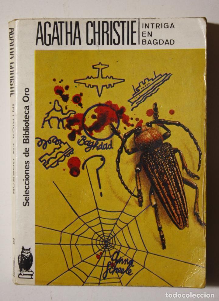Agatha Christie Intriga En Bagdad Nº 92 Editorial Molino Libros De Segunda Mano Posteriores A 1936 Literatura Agatha Christie Bagdad Libros En Espanol