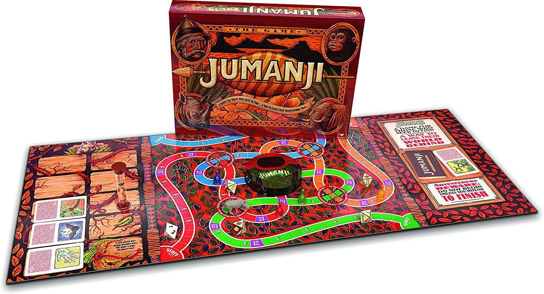 Jumanji Board Game Boardgames Pinterest Kawaii