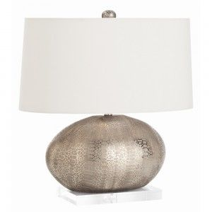 Egg Shaped Table the winslow lamp features an egg shaped oval porcelain table lamp