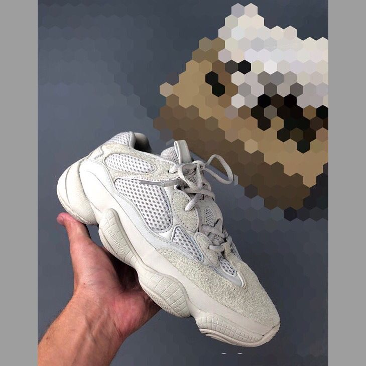 cdcefc18e94b9 Yeezy Boost 500 a lower priced more affordable shoe from the collection.  One of my