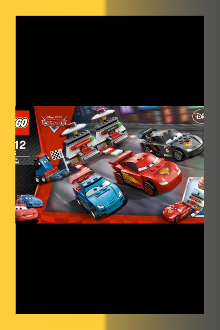 LEGO Cars 2 9485 Ultimate Race Set by Disney Lego cars
