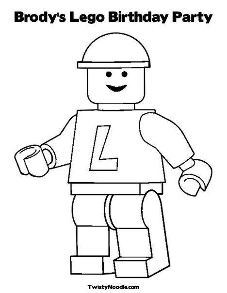 Legoland Coloring Pages Photos