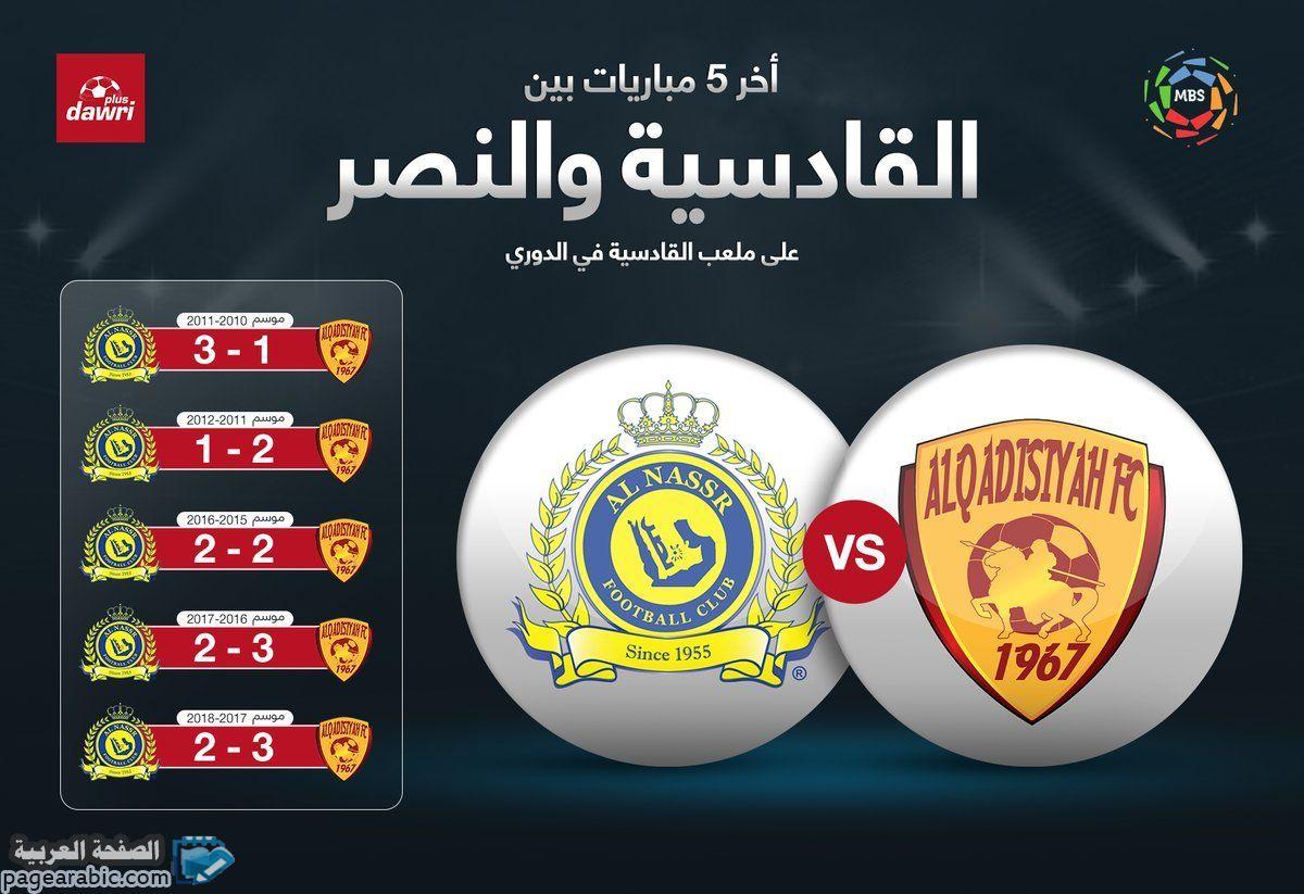 تعرف على موعد مباراة النصر والقادسية اليوم في الدوري السعودي والقنوات الناقلة للمباراة القادسية القنوات الناقلة للم Football Club Vehicle Logos Porsche Logo