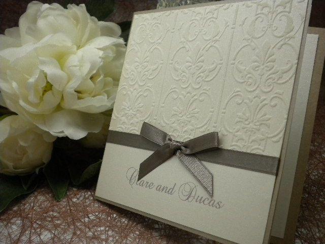 Regal Hand Made Making Wedding Invitations Wedding Invitation Inspiration Wedding Invitations