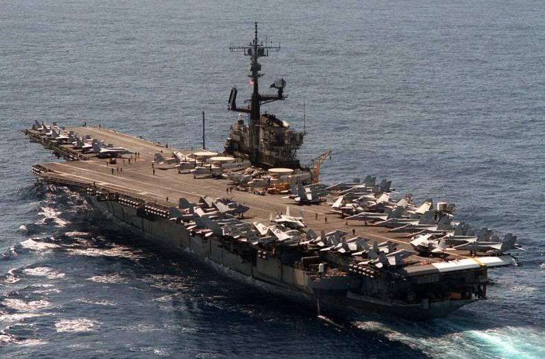 CVW-13 Carrier Air Wing 13 CARAIRWING THIRTEEN - US Navy