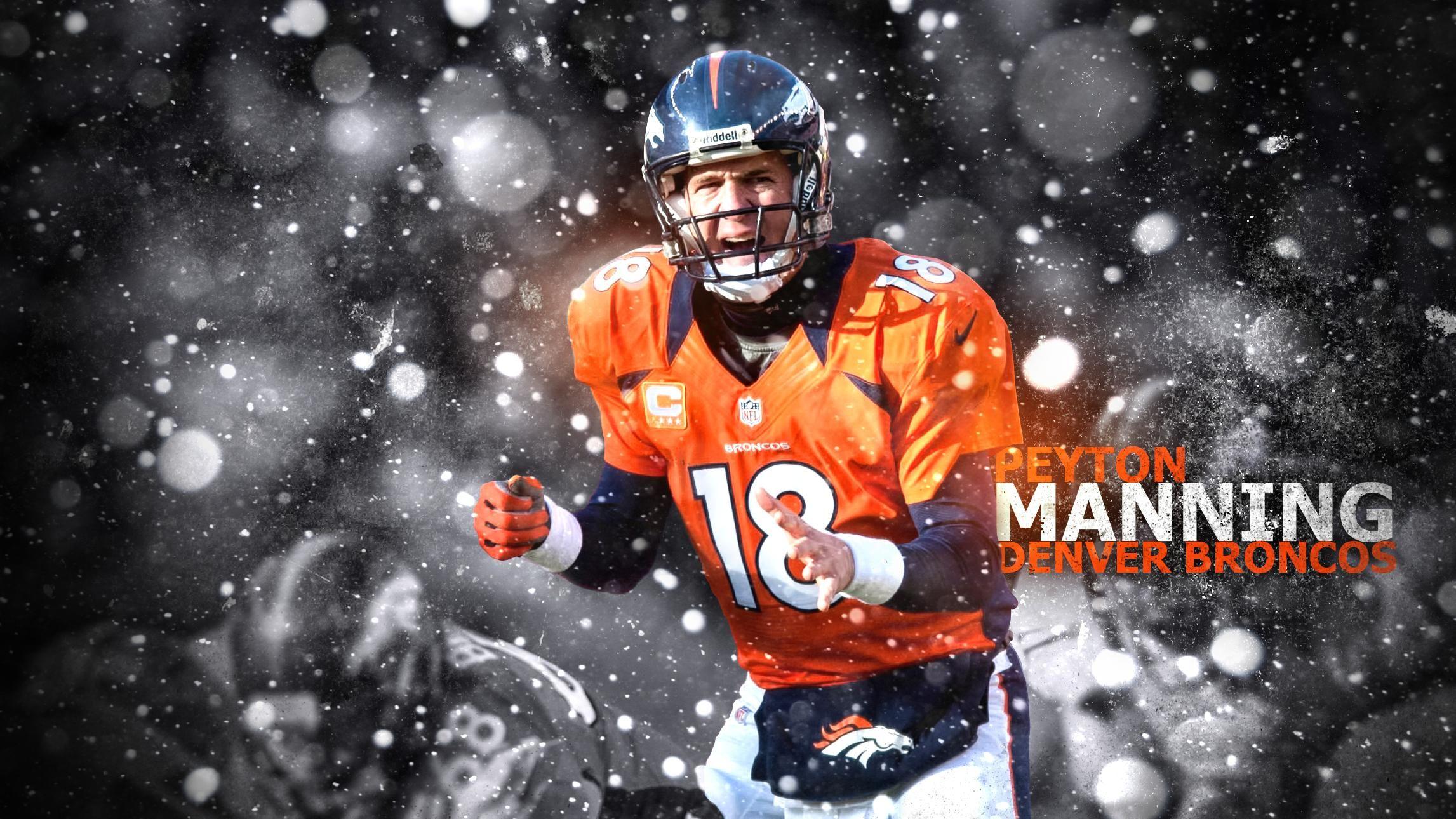 Peyton Manning Broncos Wallpaper