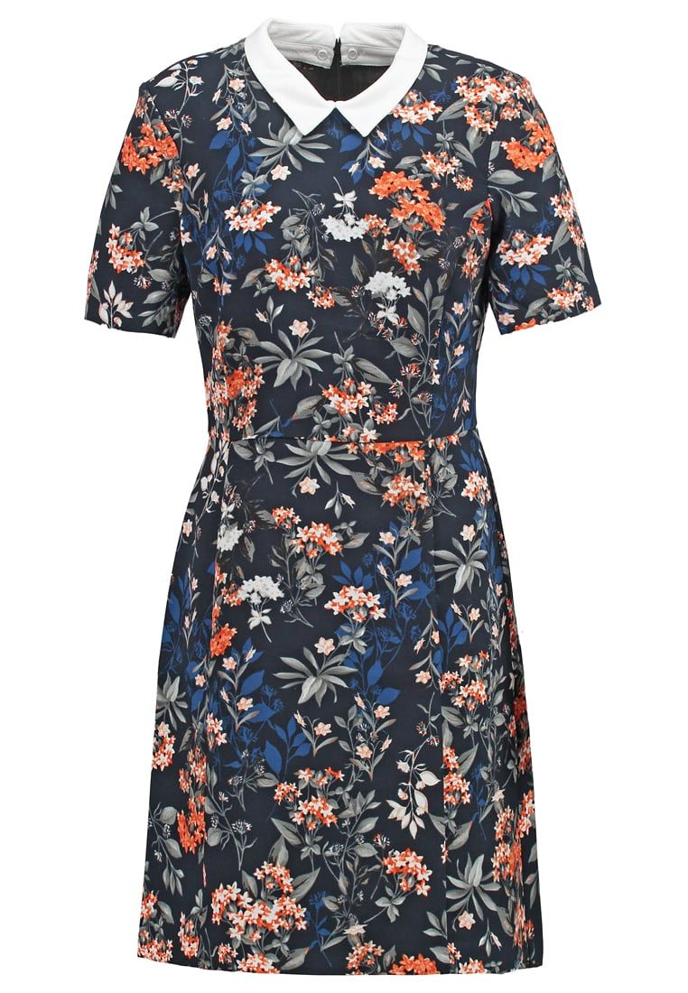 ec24418258d278 Kleding Oasis Korte jurk - multi navy Multicolor  € 69
