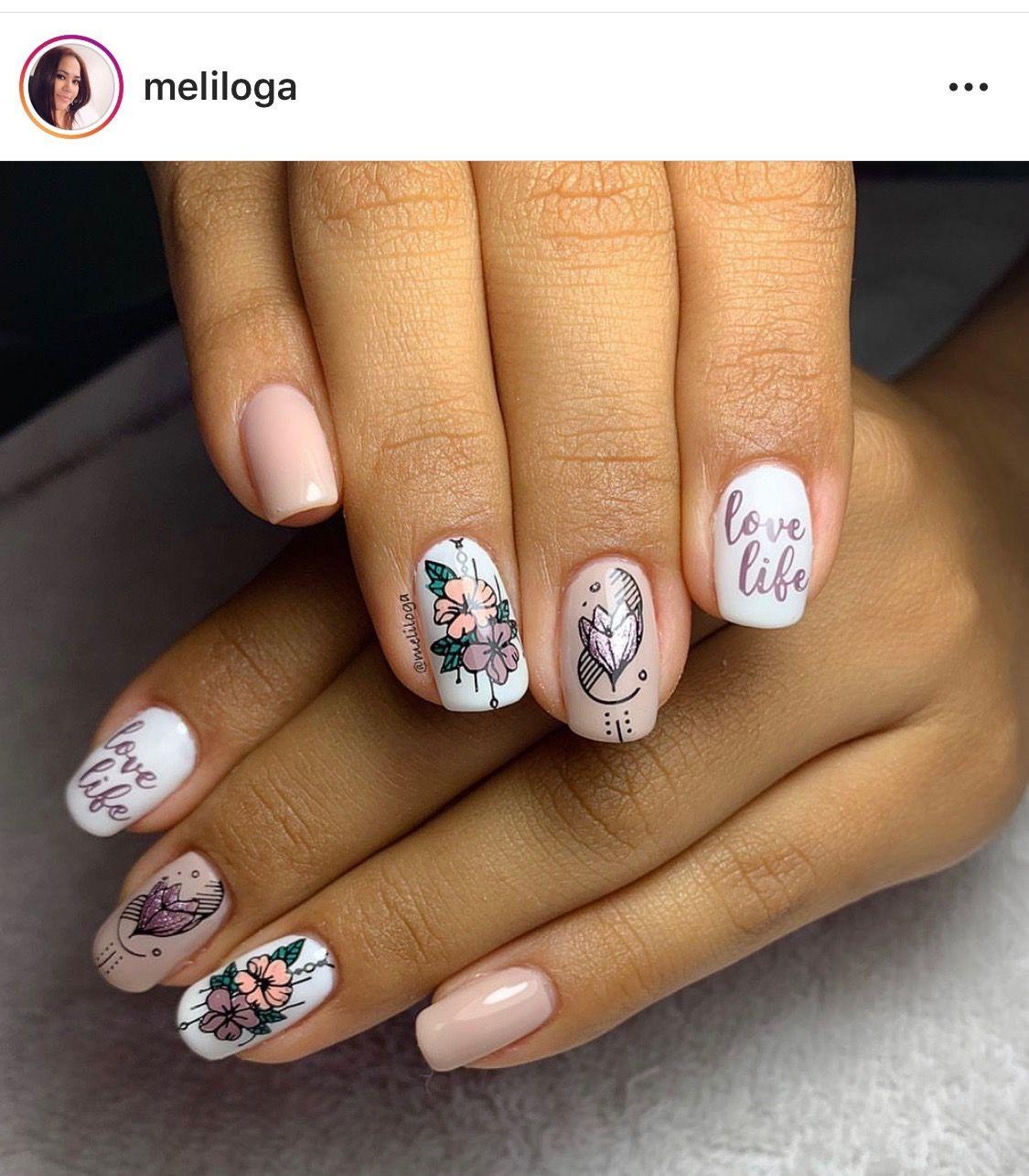 16-ene-2019 - *Calls nail salon.* en 2020 | Ongles en