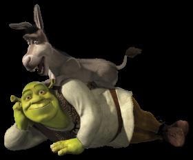 Shrek Donkey Shrek Character Shrek Donkey Shrek