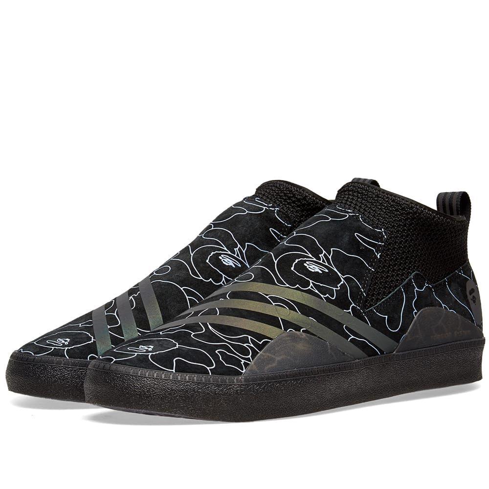 Adidas Consortium x Bape 3ST.002 Addidas shoes, Bape