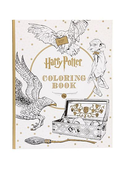 Harry Potter Coloring Book 1Harry 1
