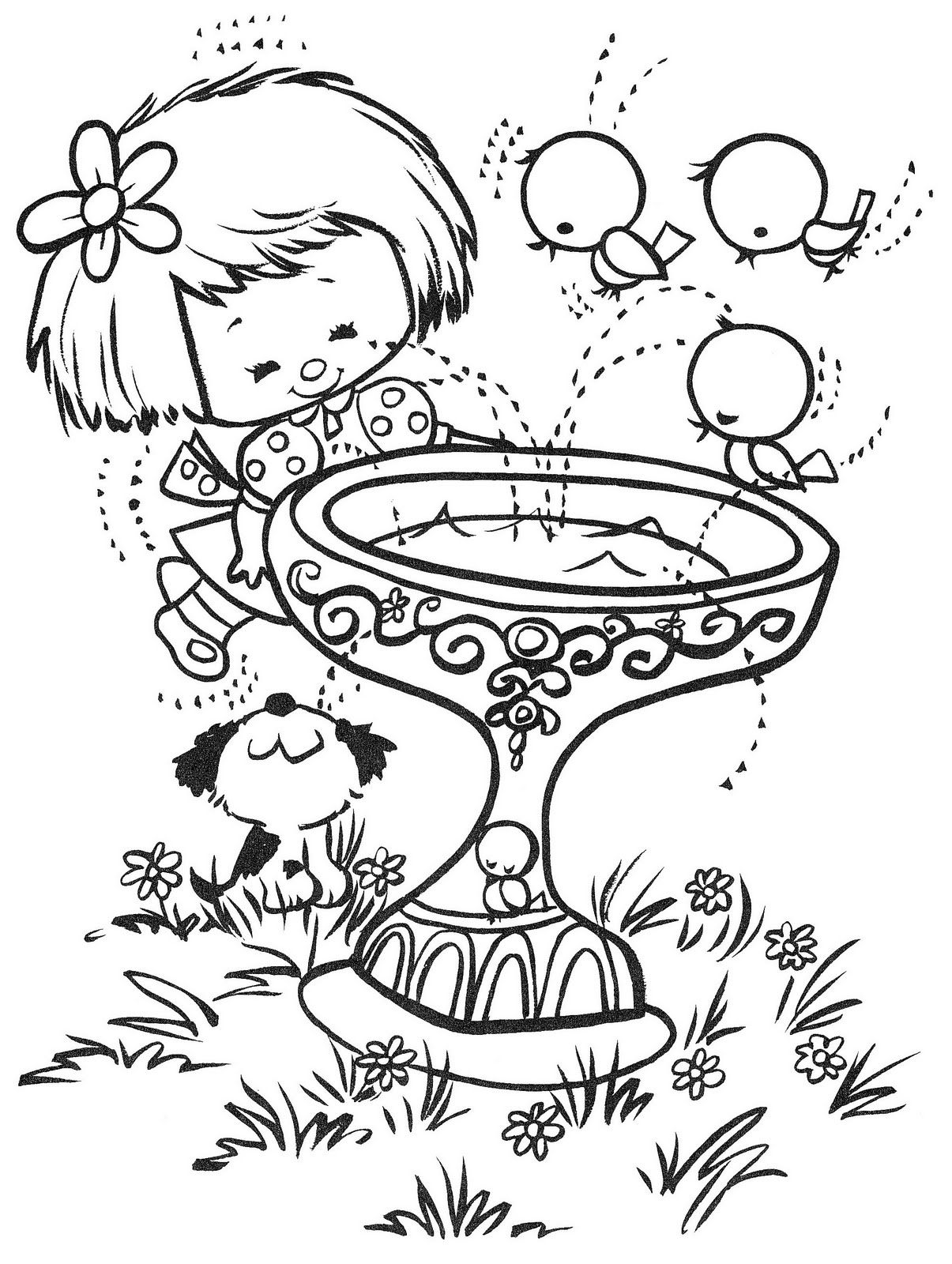 Hoeboes and Redheads Coloring Book   Imprimibles   Pinterest ...