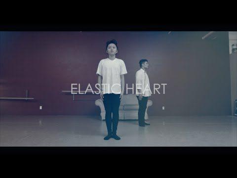 Elastic Heart - @Sia   Daniel Jerome Choreography - YouTube