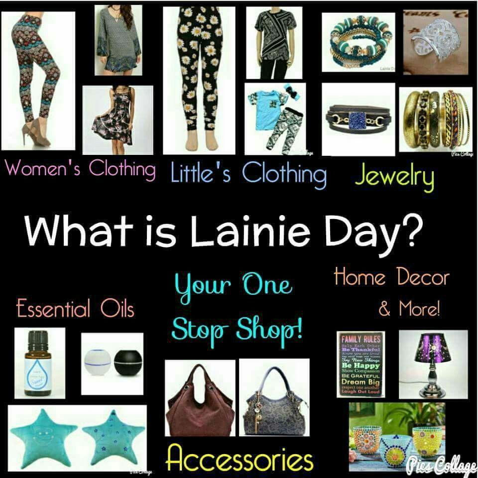http://www.lainieday.com#tamraawesometreasures