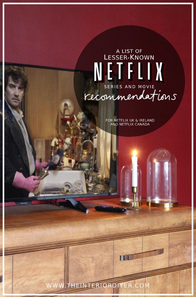 Netflix (Canada and UK / Ireland