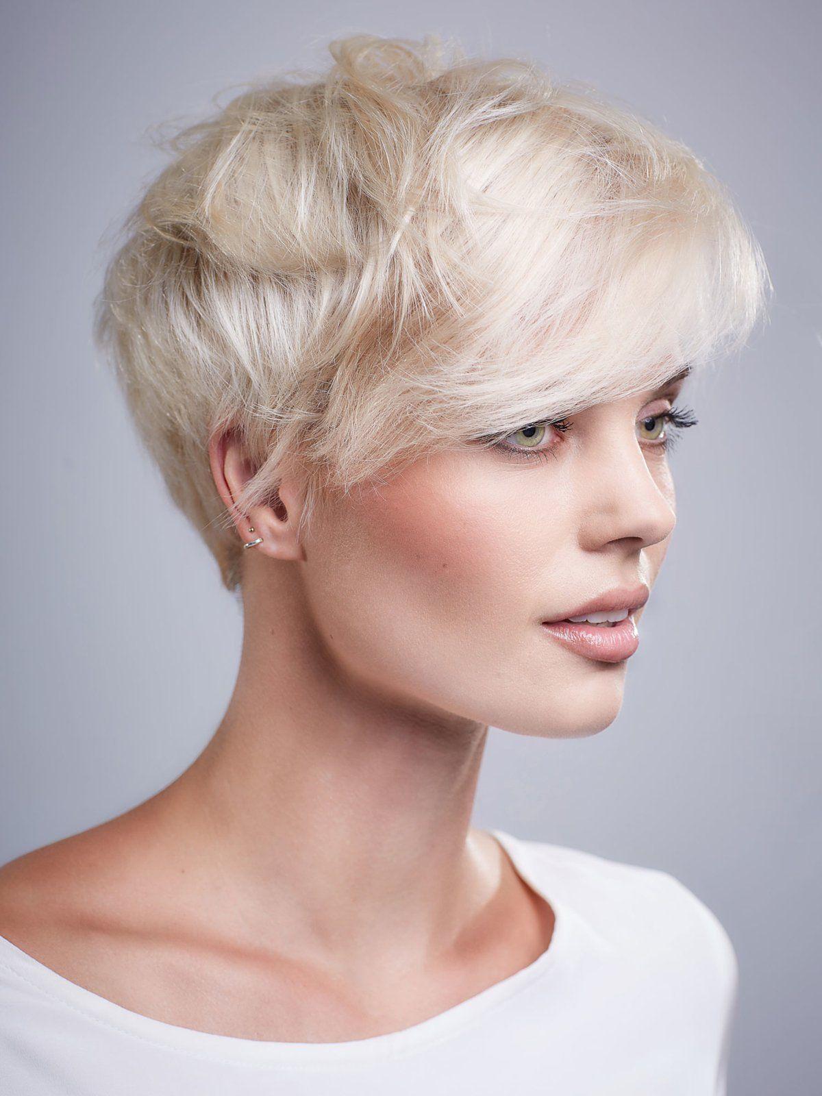 Haare Ab Diese Kurzhaarfrisuren Wollen Wir Jetzt Hair Hair